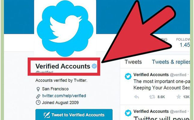 بيع حساب تويتر موثق