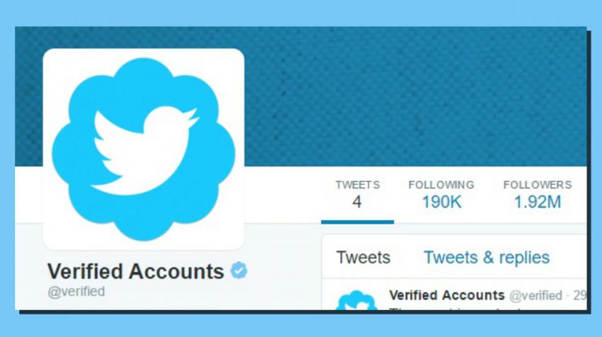 توثيق حسابات تويتر